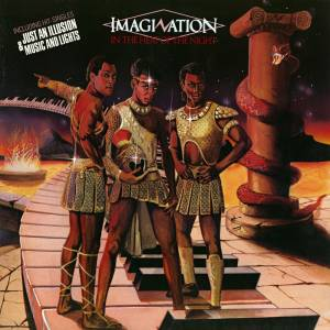 Cover - Imagination: In The Heat Of The Night
