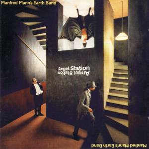 Cover - Manfred Mann's Earth Band: Angel Station