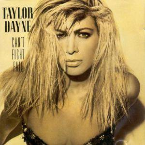 Taylor Dayne: Can't Fight Fate - Cover