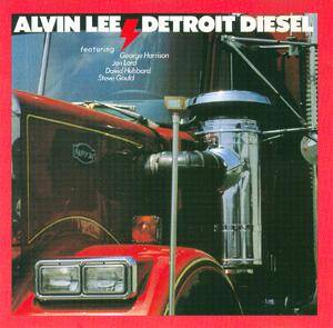 Cover - Alvin Lee: Detroit Diesel