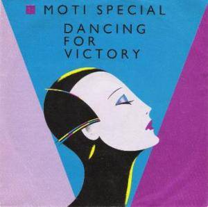 Moti Special: Dancing For Victory - Cover