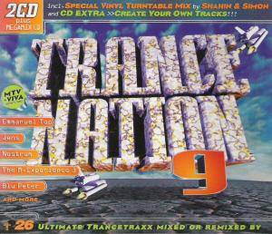 Cover - Third Man: Trance Nation 9