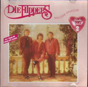 Die Flippers: Liebe Ist ... 2 - Cover