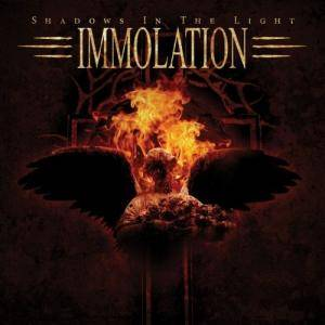 Cover - Immolation: Shadows In The Light