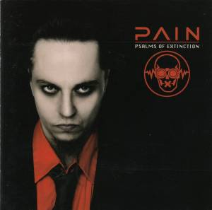 Pain: Psalms Of Extinction - Cover