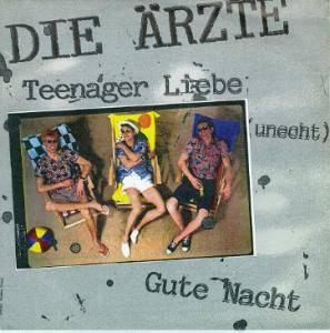 """Die Ärzte: Teenager Liebe (Unecht) (7"""") - Bild 1"""