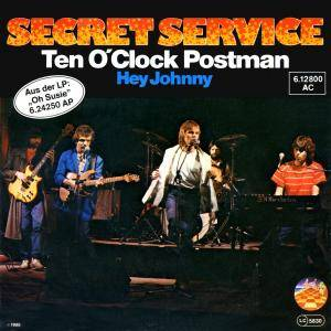 Secret Service: Ten O'Clock Postman - Cover