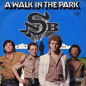 Nick Straker Band: Walk In The Park, A - Cover