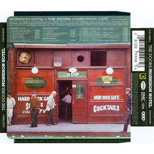 The Doors: Morrison Hotel (CD) - Bild 2