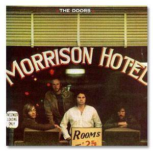 The Doors: Morrison Hotel (CD) - Bild 1