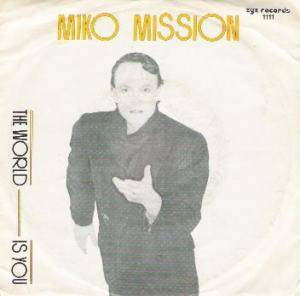 Miko Mission: World Is You, The - Cover
