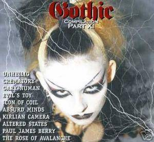 Gothic Compilation Part XI - Cover