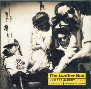 The Leather Nun: Nun Permanent - Cover