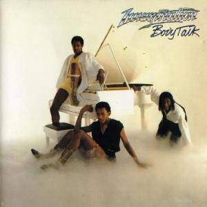 Cover - Imagination: Body Talk