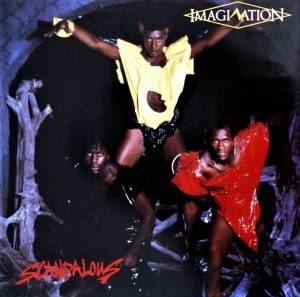 Imagination: Scandalous - Cover