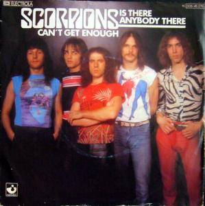 Scorpions: Is There Anybody There - Cover