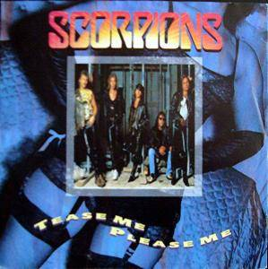 Scorpions: Tease Me Please Me - Cover