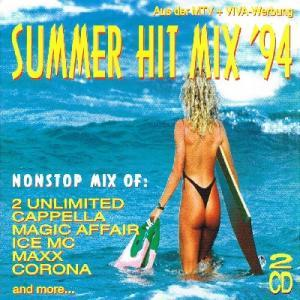 Summer Hit Mix '94 - Cover