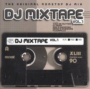 Cover - DJ Shah: DJ Mixtape Vol. 1