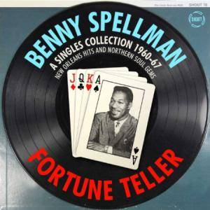 Cover - Benny Spellman: Fortune Teller A Singles Collection 1960-67