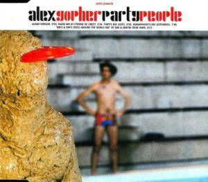 Cover - Alex Gopher: Party People