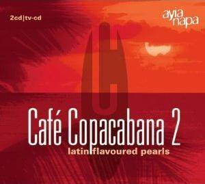 Cover - Mystic Diversions: Café Copacabana 2 - Latin Flavoured Pearls