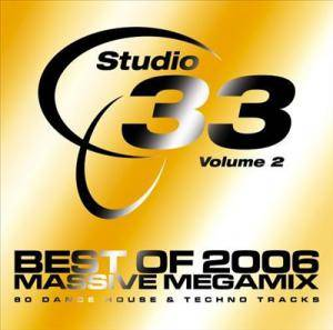 Cover - Substate: Studio 33 Volume 2 - Best Of 2006