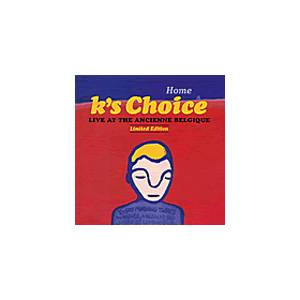 Cover - K's Choice: Home