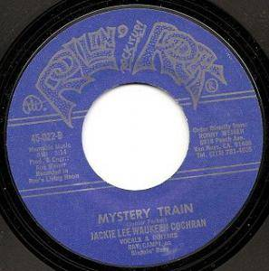 Cover - Jackie Lee Cochran: Mystery Train