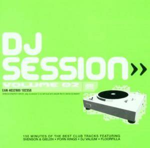 Cover - Angel Of Death: DJ Session Volume 02