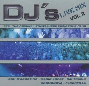 Cover - Crw Pres. Veronika: DJ's Live Mix Vol. 2