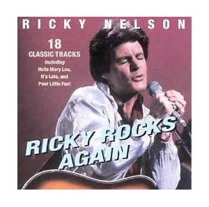 Cover - Ricky Nelson: Ricky Rocks Again