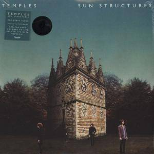 Temples: Sun Structures - Cover