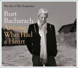 Cover - Richard Chamberlain: Burt Bacharach - Anyone Who Had A Heart