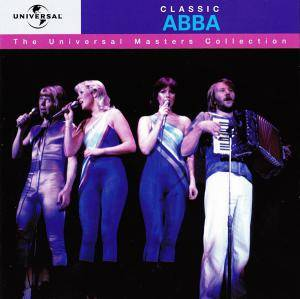 ABBA: Classic Abba - The Universal Masters Collection - Cover