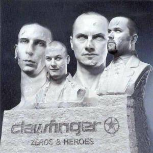 Cover - Clawfinger: Zeros & Heroes
