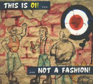This Is Oi!... Not A Fashion! - Cover