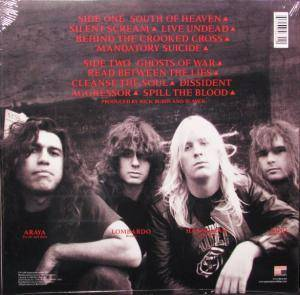 Slayer: South Of Heaven (LP) - Bild 2