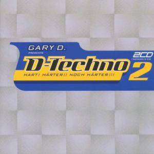 Cover - Franky Tunes: Gary D. Presents D.Techno 2