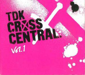 Cover - (Jarvis Cocker) Relaxed Muscle: TDK Cross Central Vol.1