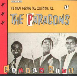 Cover - Paragons, The: Golden Hits - The Great Treasure Isle Collection: Vol.2