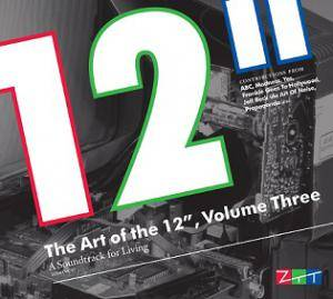 "Cover - Stephen Duffy: Art Of The 12"", Volume Three, The"