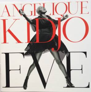 Cover - Angélique Kidjo: Eve