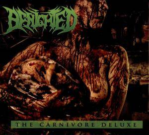 Benighted: Carnivore Sublime - Cover