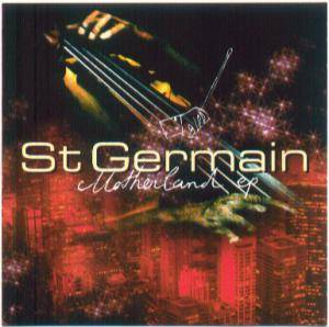 Cover - St Germain: Motherland EP