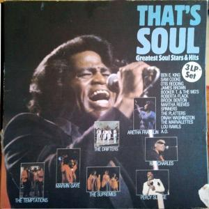 That's Soul - Greatest Soul Stars & Hits - Cover