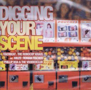 Cover - Dackel 5, The: Digging Your Scene
