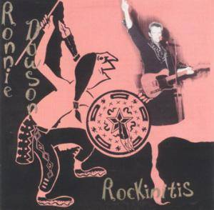 Cover - Ronnie Dawson: Rockinitis