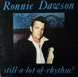 Cover - Ronnie Dawson: Still-A-Lot-Of-Rhythm!