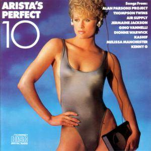 Arista's Perfect 10 - Cover